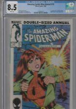 SPIDER-MAN (AMAZING) ANNUAL #19 CGC 8.5