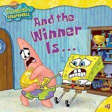 And the Winner Is . . . Spongebob Squarepants 8x8