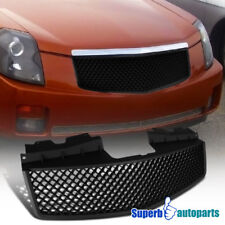 2003-2007 Cadillac CTS V Front Hood Grill Mesh Grille Matte Black