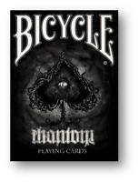 Phantom Jugando a las Cartas Puente - Bicycle Póquer Juego de Cartas Cardistry