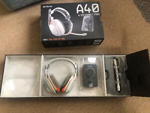 Astro A40 + Mixamp Pro Spares