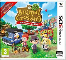 ANIMAL CROSSING NEW LEAF 3DS TEXTOS EN CASTELLANO NUEVO PRECINTADO N3DS