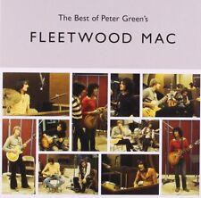 Fleetwood Mac: The Best Of Peter Green's Fleetwood Mac CD (Greatest Hits)