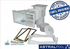 SKIMMER ASTRAL PER PISCINA CON LINER IN PVC 422 X 200 COP. QUADRATO