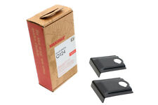 Yakima Q124 Q Tower Clips w/ F Pads & Vinyl Pads #0724 2 clips Q 124 NEW in box