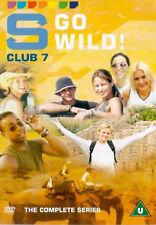 S CLUB 7 GO WILD COMPLETE SERIES DVD Tina Barrett‎ Paul UK Release New Sealed R2