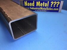 "3"" x 4"" x 12""-Long x 3/16"" Wall Steel Rectangle Tube -->3"" x 4"" x .188"" Box Tube"