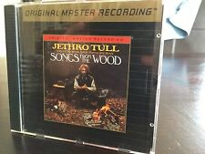 MFSL UDCD 734 Jethro Tull - Songs from the wood Mint-
