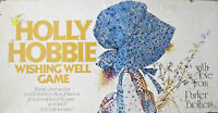 Holly Hobbie Wishing Well 1976 Board Game by Parker Brothers - 100% COMPLETE