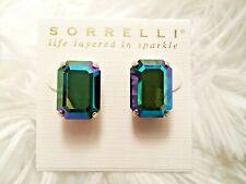 "City "" ~ earrings ~ Beautiful ! *New* & *Retired* ~ Sorrelli ~ "" Emerald"