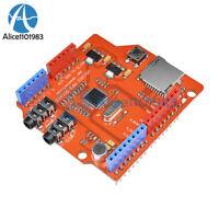 NEW VS1053B MP3 Music shield board Module with TF card slot For Arduino UNO R3