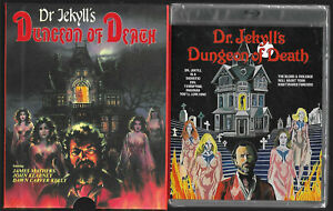 VINEGAR SYNDROME ARCHIVE : Dr. Jekyll's Dungeon of death (Lim Ed Slip Cover) OVP