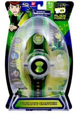 BEN 10 Ultimate Omnitrix Watch wz Light & Sounds  BEN 10 Ultimate Omnitrix Watch