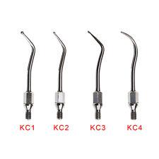 4pc ZEG Spitze Dental Scaler Tip KC1-KC4 Cavity Preparation für KAVO SONICFLEX