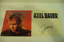 LOT DE 2 45T AXEL BAUER JESSY / PHANTASMES.