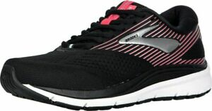 Brooks Women's Addiction 14  9.5 Wide, Black/Pink