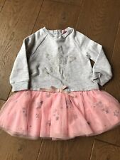Joules Girls Tutu Dress - Wish Upon A Star - Sz 1 Year