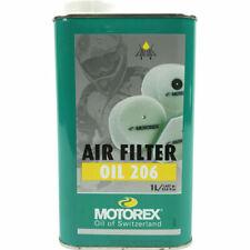 Huile pour filtre a air MOTOREX  AIR FILTER OIL 206