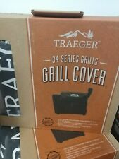 Traeger grill cover 34