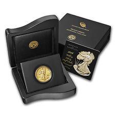 2016-W 1/2 oz Gold Walking Liberty Half Dollar Centennial (w/OGP) - SKU #95487