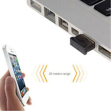 Hot Mini Bluetooth V4.0 Dongle Dual Mode Wireless USB Adapter for PC Laptop