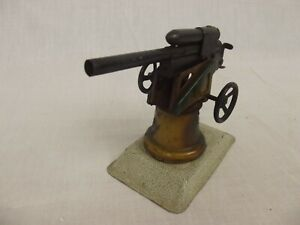 Pre-War Tipp & Co. Tinplate Coastal Artillery Gun