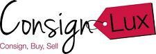 ConsignLux web site url for sale.....has a 100% eBay customer satisfacti