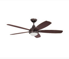 Kendall Designers Choice Collection Espirit 52 in. Copper Bronze Ceiling Fan