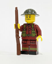 Lego Minifigure Custom CITIZENBRICK WW1 army military world war Citizen Brick