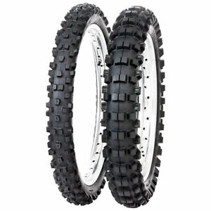 STI Tech 2 MXC DOT Rear Dirtbike MX Tire 120/100-18