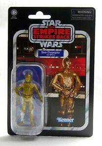 C-3PO VC06 - A New Hope Reissue Star Wars The Vintage Collection Figure NEW