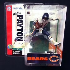 McFarlane Toys Chicago Bears Walter Payton Nfl Legends Series 2 Rb Variant Fig .