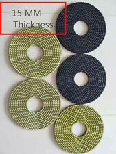 16 Inch 400 Mm Diamond Polishing Pad X 5 stone concrete floor polishing machine