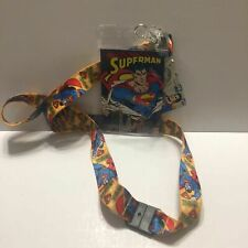 NEW Official DC Comics Superman Lanyard
