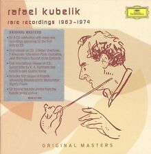 Rafael Kubelik Rare Recordings 1963 1974 box CD NEW Original Masters