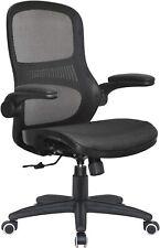 Big And Tall Black Ergonomic Netting Executive Heavy Duty Swivel Office Chair