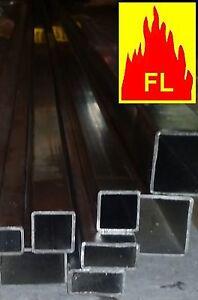 Tube INOX 304L  CARRE ET RECTANGULAIRE  toute longueur