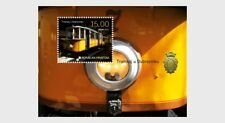 Tramway Dubrovnik Centenary mnh souvenir sheet 2010 Croatia #785 train railway