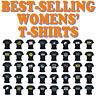Funny T-Shirt Womens Tee Christmas Birthday Gift TShirt - SUPER LADIES - A9