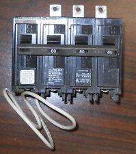 Siemens B380H00S01, 3p 80,120 shunt, B38000S01, BLH 22K