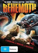 Horror Sci-Fi DVDs & Blu-ray Discs