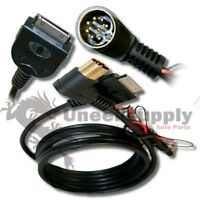 Alpine 8 pin cable cord for MBUS M-BUS 2 Apple iPod iPhone plug