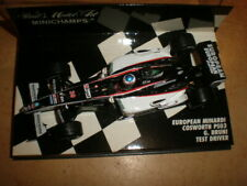 Minichamps 1/43 European Minardi Cosworth PS03 G.Bruni Test Driver  MIB (13/014)