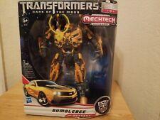 Transformers DOTM Bumblebee Mechtech Nitro Intermediate Dark of the Moon New