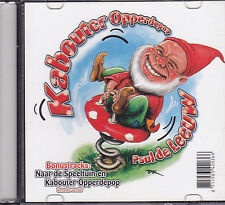 Paul De Leeuw-Kabouter Opperdepop cd maxi single