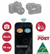 Burst Mode Remote Control Nikon D750 D5300 D7200 D7100 D610 D600 D7000 P900 D90