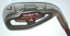 Cobra Baffler 7 iron with Cobra 50g Low Kick Mid Torque 50g lite flex shaft