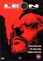 Leon Luc Besson Jean Reno Gary Oldman N Portman Touchstone UK Zona 2 DVD L Nuovo