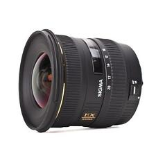 Sigma 10-20 mm f4-5.6 EX DC Digital HSM Zoom gran angular objetivo para Canon