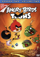 Angry Birds Toons: Season 2, Vol. 2 (DVD, 2016) NEW FREE SHIPPING!!